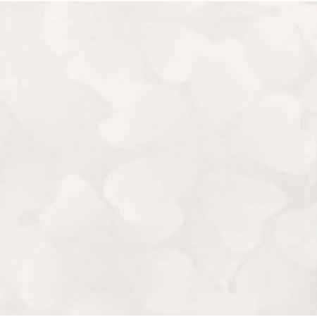 La Fabbrica Montenapoleone Bianco Floreale Gres Płytka podłogowa 60x60 cm, biała LFMBFGPP60X60B