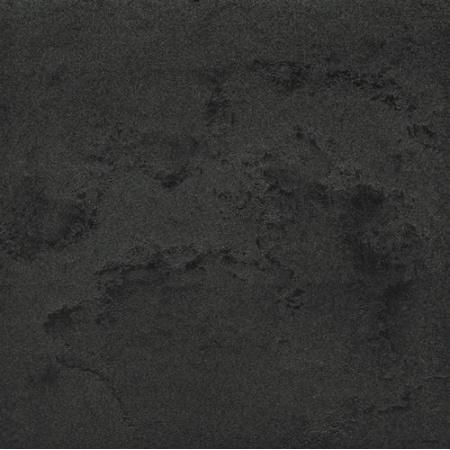 La Fabbrica Pietra Lavica Gryphea Lappato Płytka podłogowa 60x60 cm, czarna LFPLGLPP60X60CZ