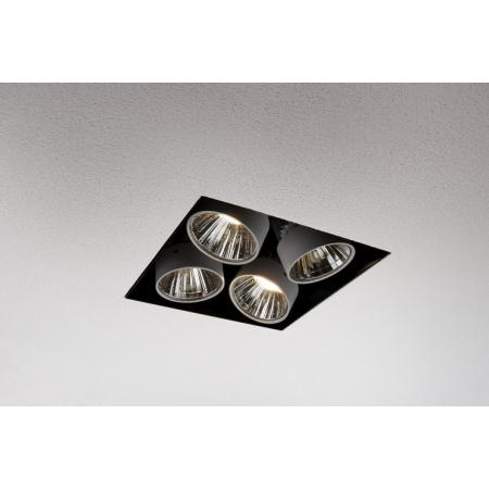 Labra Neutra Midi 4 Q LED Trimless Lampa wpuszczana LED CoB 4x 13W 10 stopni 1200 lm (CRI80), aluminium 4-0577A.10.840