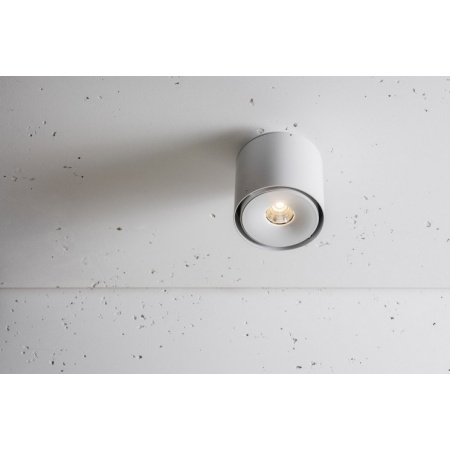 Labra Nex 1 NT edge.LED Lampa sufitowa 1x 7,5W 450 lm (CRI95) 12 stopni, aluminium 3-0688A.37.830