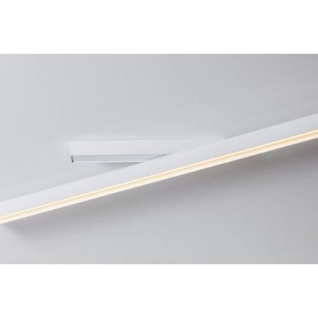 Labra Ray Move NT Lampa sufitowa 57W 7500 lm 141,4 cm HP switch/DALI, aluminium 6-1121A