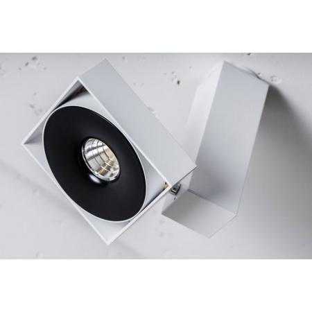 Labra Robotic Q1 edge.LED Reflektor LED CoB 1x 13W 920 lm (CRI95) 18 stopni, aluminium 2-0713A.18.930