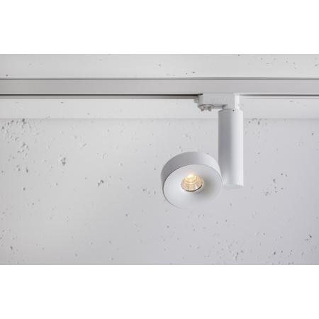 Labra Robotic R1 edge.LED Adaptor 3F Reflektor 1x 13W 920 lm (CRI95) 18 stopni, aluminium 7-0711A.18.930
