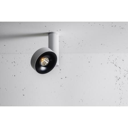 Labra Robotic R1 edge.LED Reflektor 1x 7,5W 680 lm (CRI80) 12 stopni, aluminium 2-0708A.12.830