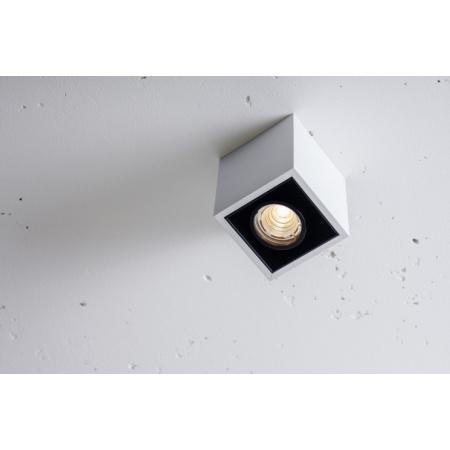 Labra Solid 110.1 NT Lampa sufitowa 1x 50W QPAR16 GU10, aluminium 3-0704A
