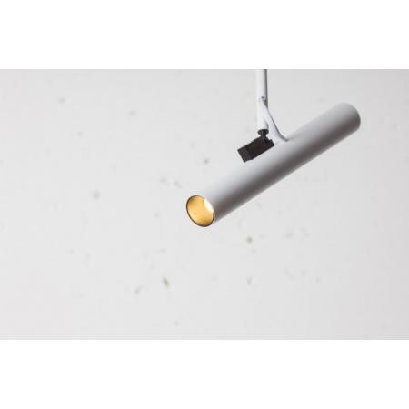 Labra Stik 25.1 Adaptor 1F Reflektor LED 1x 2.2W 220 lm 43 stopnie ramię 32 cm, aluminium, czarny 7-1266AC
