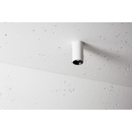 Labra Texo XS.50 LED Lampa sufitowa XS.50 LED NT 50 stopni, biało-czarna 3-1185BC