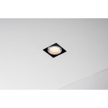 Labra Tweet 50.1 GU10 Trimless Lampa wpuszczana GU10 1x QPAR16 LED, aluminium 4-1142A