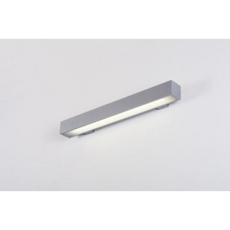Labra Yon 600 Kinkiet T5 1x 14W G5, aluminium 6-0028A
