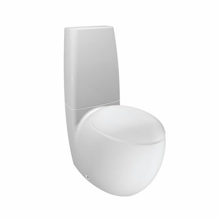 Laufen Alessi One Toaleta WC kompaktowa 72x39 cm biała H8229764000001