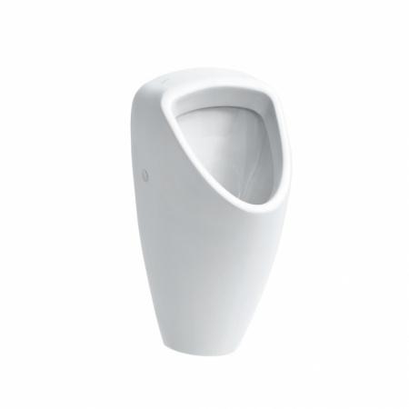 Laufen Caprino Plus Pisuar ścienny 32x35x64,5 cm z elektronicznym zaworem spłukującym, biały H8420650004011