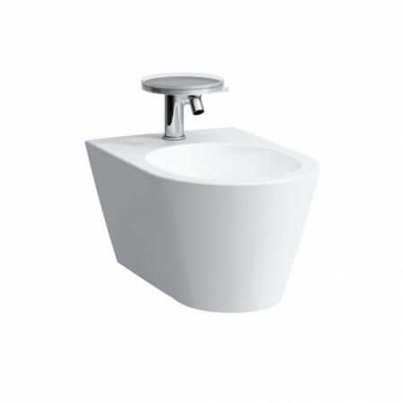 Laufen Kartell Bidet podwieszany 37x54,5x29 cm ze szkliwieniem LCC, biały H8303314003021