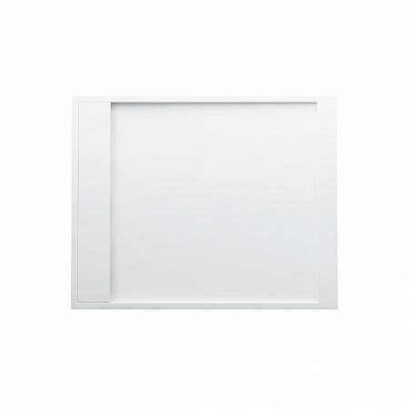 Laufen Kartell Brodzik prostokątny 100x80x5,5 cm, biały H2123310000001