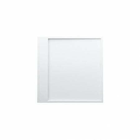 Laufen Kartell Brodzik prostokątny 90x90x5,5 cm, biały H2113310000001
