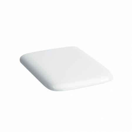 Laufen Palace Deska WC wolnoopadająca antybakteryjna 50x36,5, biała H8917013000001