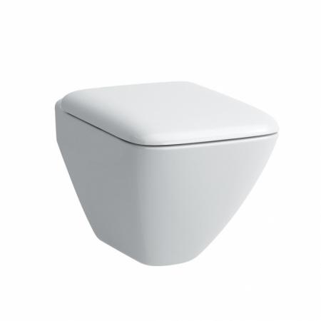 Laufen Palace Miska WC podwieszana 36x49 cm lejowa wersja krótka, biała H8207030000001