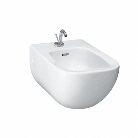 Laufen Palomba Bidet podwieszany 36x54x43 cm, biały H8308010003041