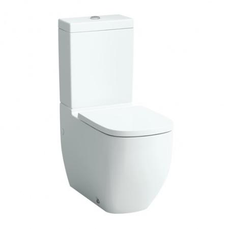 Laufen Palomba Toaleta WC kompaktowa 36x70x89,5 cm ze szkliwieniem LCC, biała H8248064000001