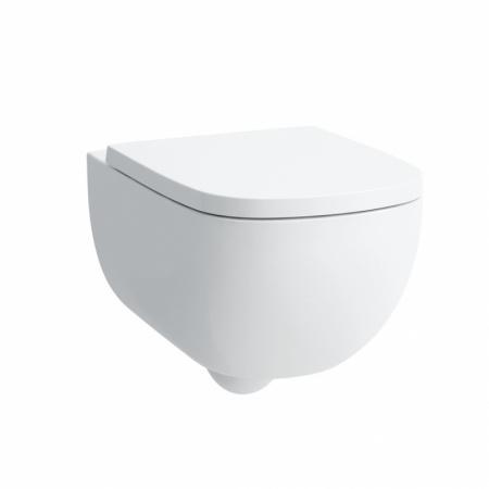 Laufen Palomba Toaleta WC podwieszana 36x54x43 cm i ze szkliwieniem LCC, biała H8208014000001