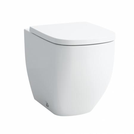 Laufen Palomba Toaleta WC stojąca 36x56x43 cm i ze szkliwieniem LCC, biała H8238064000001