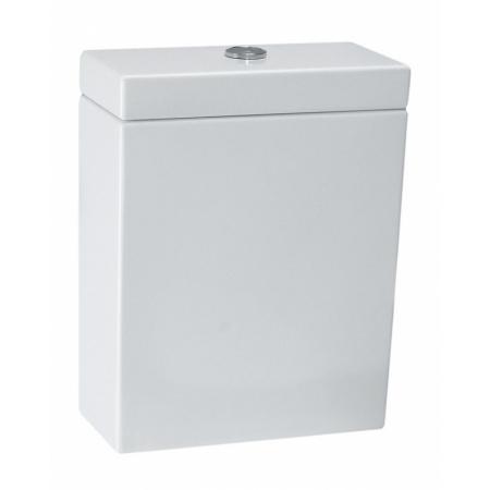 Laufen Palomba Zbiornik WC kompaktowy 36x17,5x43,5 cm ze szkliwieniem LCC, biały H8288004002781