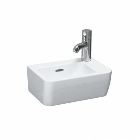 Laufen Pro A Umywalka wisząca 36x25x16,5 cm ze szkliwieniem LCC, biała H8169554001061