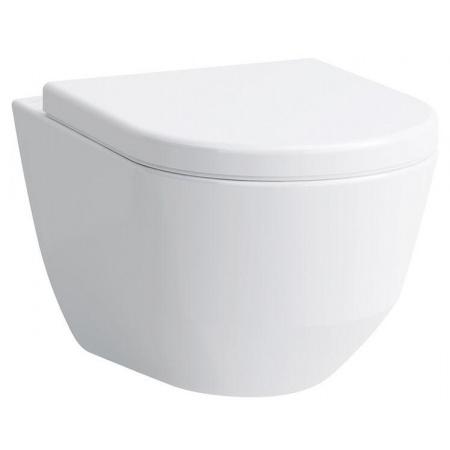 Laufen Pro Toaleta WC podwieszana 53x36 cm Rimless bez kołnierza, biała H8209660000001