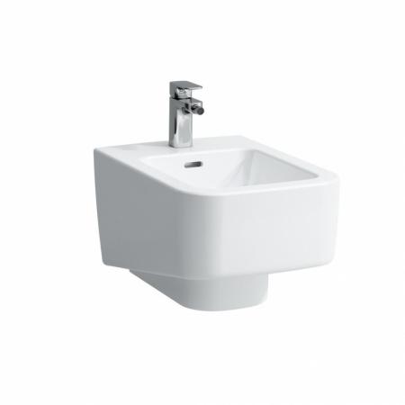 Laufen Pro S Bidet podwieszany 54x36x30 cm ze szkliwieniem LCC, biały H8309614003021
