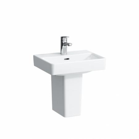 Laufen Pro S Półpostument 16,2x23,4x33,5 cm, biały H8199640000001