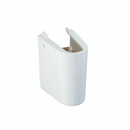 Laufen Pro S Półpostument 21x28,5x34,5 cm, biały H8199510000001