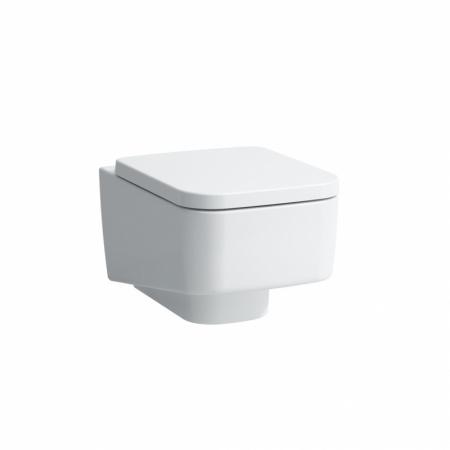 Laufen Pro S Toaleta WC podwieszana 54x36x35 cm Rimless bez kołnierza ze szkliwieniem LCC, biała H8209624000001