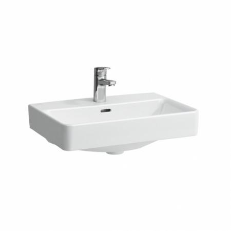 Laufen Pro S Umywalka nablatowa 55x38x17 cm, biała H8129520001041
