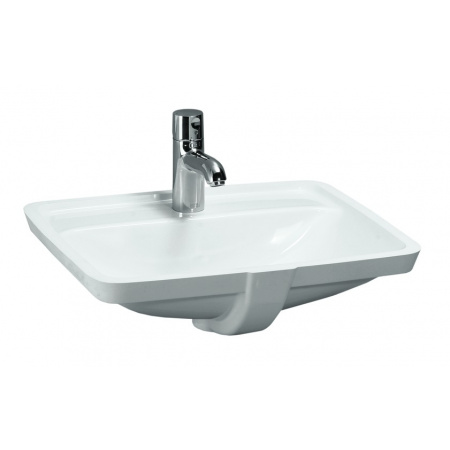 Laufen Pro S Umywalka podblatowa 52,5x40x17 cm, biała H8119660001041