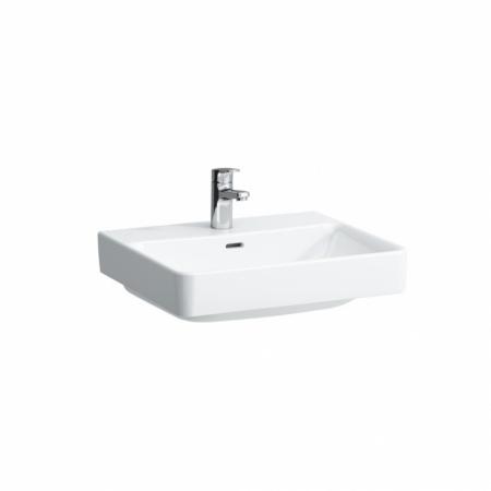 Laufen Pro S Umywalka wisząca 55x46,5x17,5 cm, biała H8109620001041