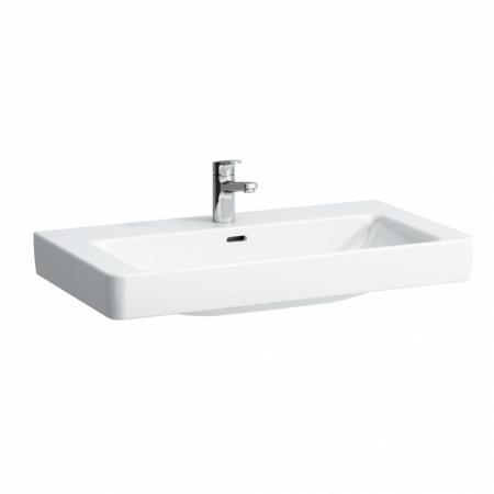 Laufen Pro S Umywalka wisząca 85x46x17,5 cm, biała H8139650001041