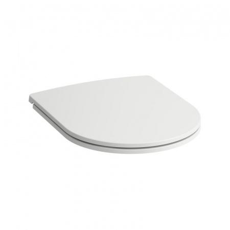 Laufen Pro Deska sedesowa wolnoopadająca cienka Slim, biała H8989660000001