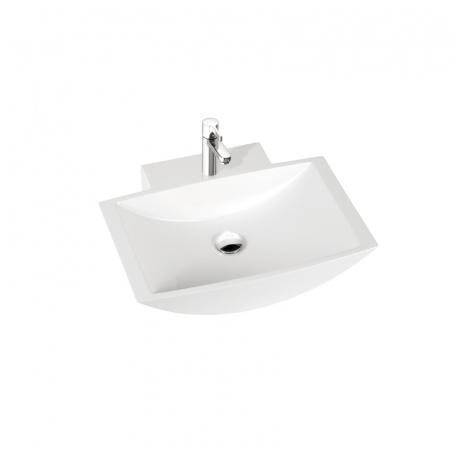 Marmorin Atria umywalka z otworem 65cm kolor biały 150 065 020 011