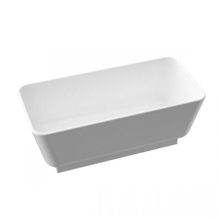 Marmorin Balta Wanna wolnostojąca biała podstawa 162,7x63x56,2cm, biała PW009021550