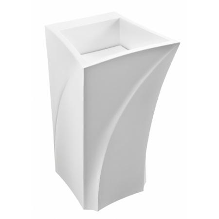 Marmorin Erato Umywalka wolnostojąca, biała PS028010490