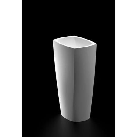 Marmorin Isar S Umywalka wolnostojąca 45x33 cm, biała PS039030455