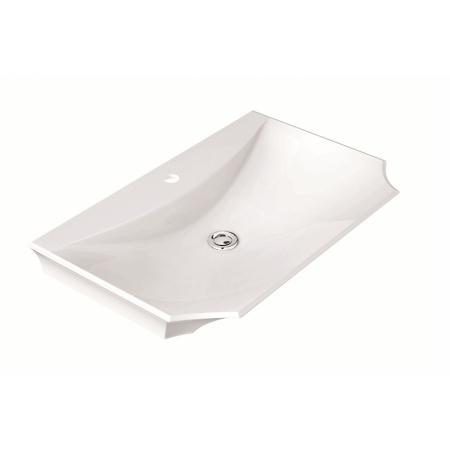 Marmorin La Donna umywalka z otworem 66cm kolor biały PU048010700