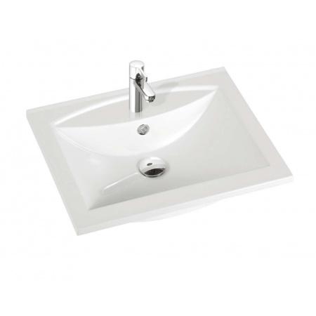 Marmorin Larissa 60 umywalka z otworem 60cm kolor biały PU051010600