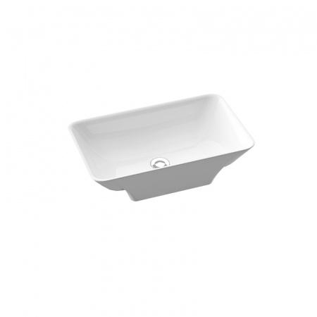 Marmorin Loren Umywalka wpuszczana w blat 59x35cm, biała PU056010596