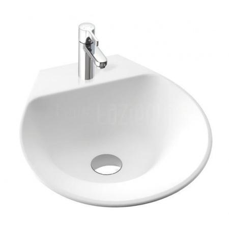 Marmorin Misa umywalka nablatowa biała PU057010421