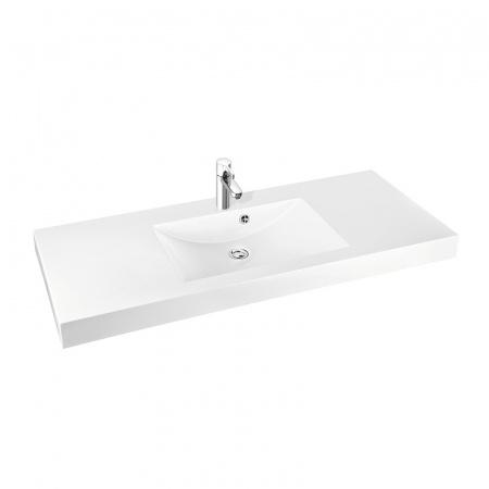 Marmorin Moira Bis 120 umywalka 120 cm kolor biały PU059051200