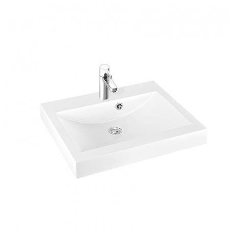 Marmorin Moira Bis 70 umywalka z otworem 70 cm kolor biały PU059020700