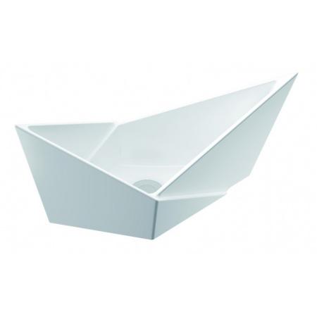 Marmorin Palera Umywalka nablatowa origami, biała PU067010596