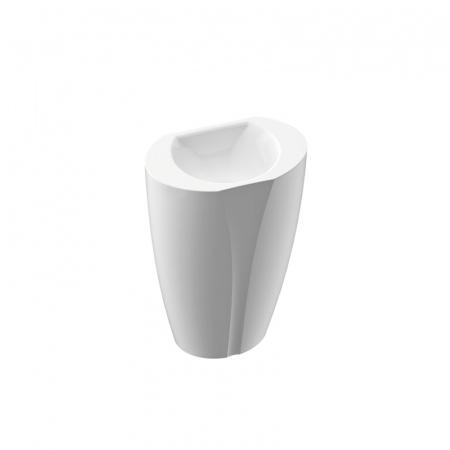 Marmorin Selia Umywalka wolnostojąca 55x35 cm biała PS075020550