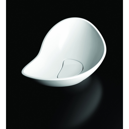 Marmorin Tallasa Umywalka nablatowa 46,6x27,7cm, biała PU079010466
