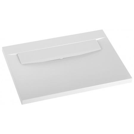 Marmorin Tatoo Umywalka z białą płytką 70cm kolor biały PU081010705